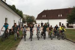 Cyklistický kurz - 25. 9. 2020
