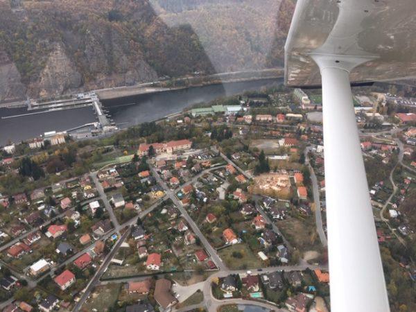 Škola z ptačí perspektivy :-)