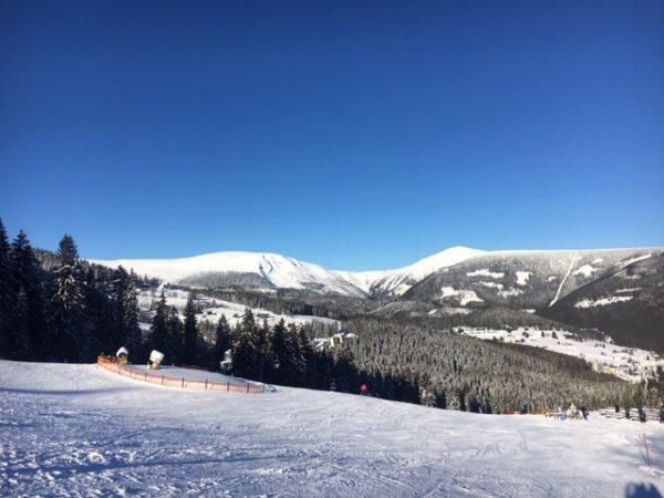 Lyžařský a snowboardový výcvik 2019- Pec pod Sněžkou