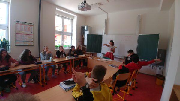 Nová jazyková učebna