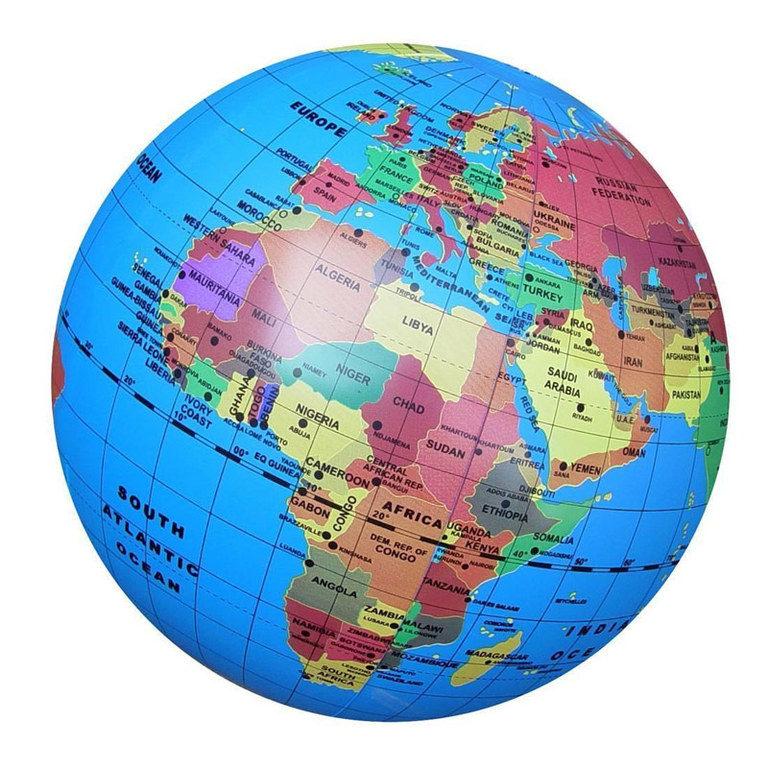 Nabídka zeměpisného kroužku pro mladší děti