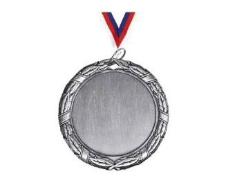 2. místo v běhu na atletickém přeboru škol