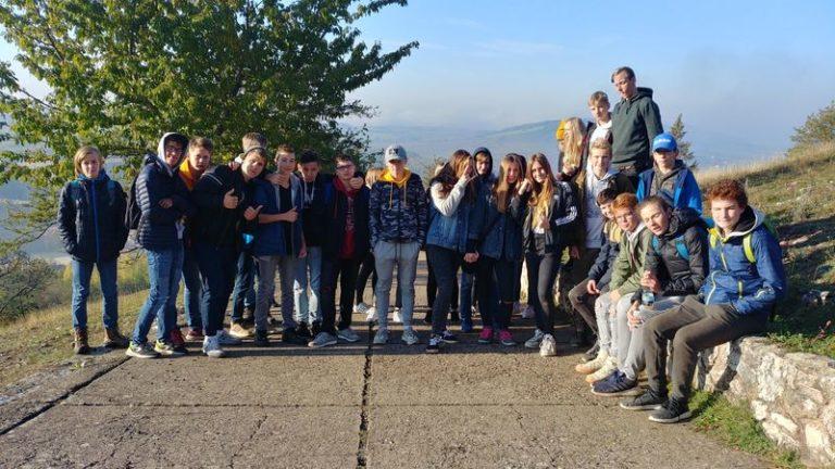 Geologická exkurze Koněpruské jeskyně