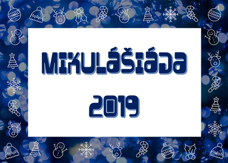 Mikulášiáda 2019