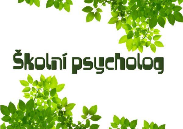 Kontakt na školní psycholožku