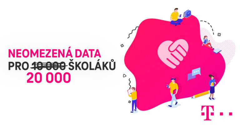 Nabídka na pomoc internetového připojení