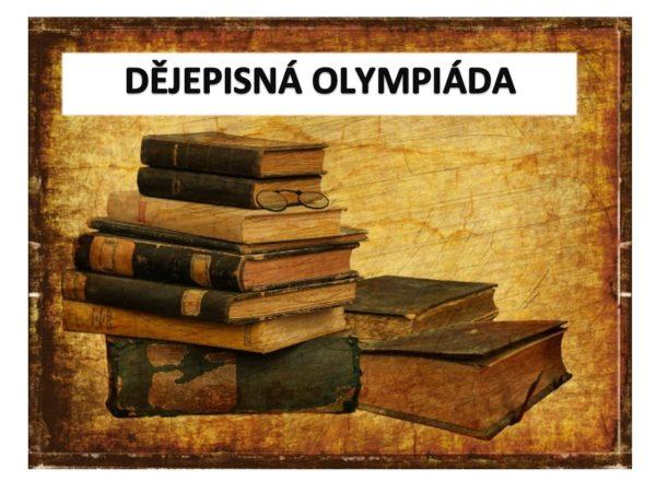 Dějepisná olympiáda na ZŠ Vrané nad Vltavou
