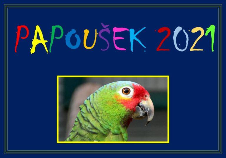Papoušek 2021