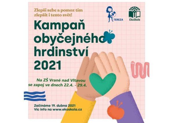 Kampaň obyčejného hrdinství 2021