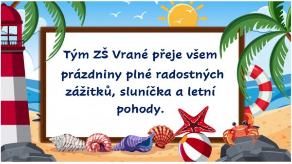 Krásné prázdniny