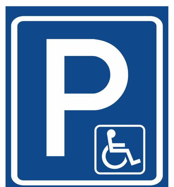 Parkování při akci Pěšky do školy