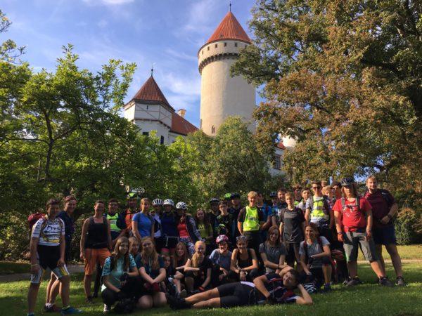 Výběrový cyklistický kurz 9. ročníků